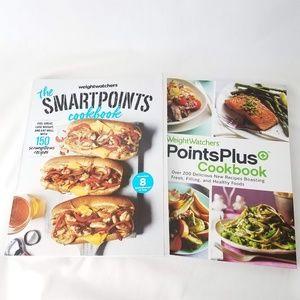 Weight Watchers PointsPlus & The Smartpoints Books